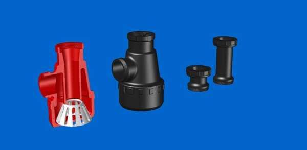 Lavabo Sifon (Lavandino Başına Sifon) Plastik Aparat