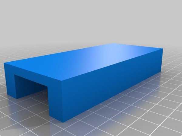 Ender 3 İla 3 Pro Aracı Tutucu Adaptörü Plastik Aparat