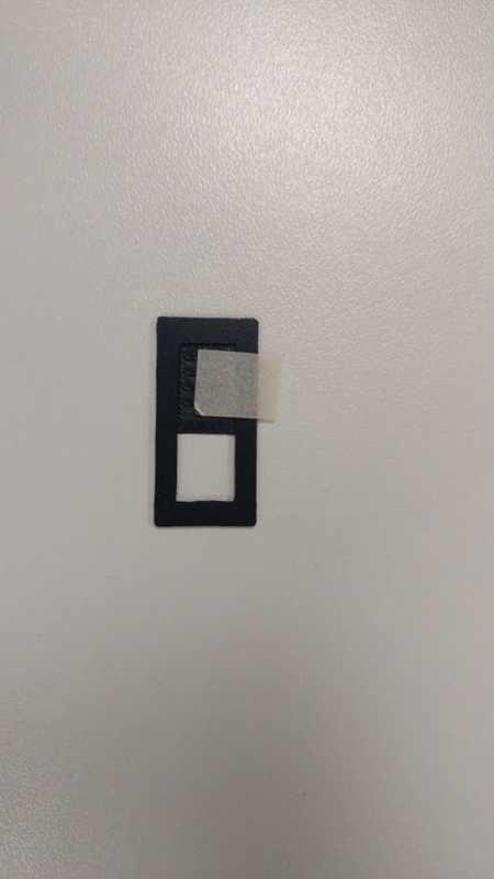 Dizüstü Bilgisayar Web Kamerası Kapağı Tutucu Dekoratif Aksesuar