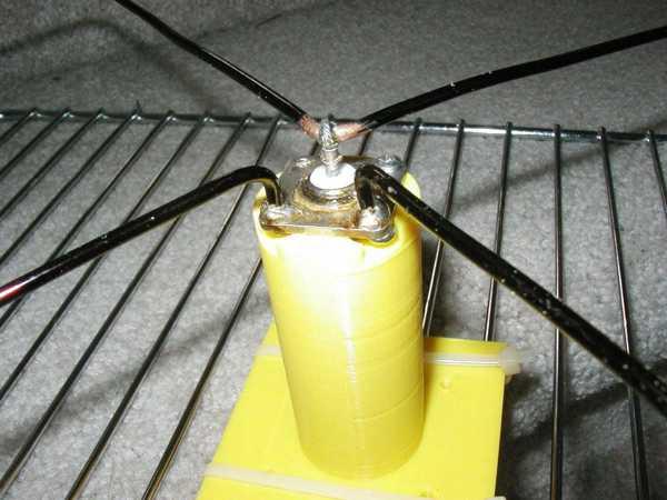 biquad UHF anteni  Organik Plastikten Dekoratif Aksesuar
