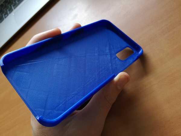 Huawei P20 Kılıfı Plastik Aparat