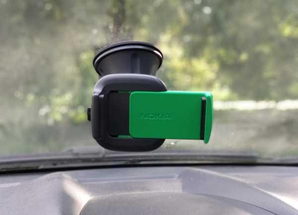 Nokia Cr-115 Araç Tutucu Genişletici Plastik Aparat