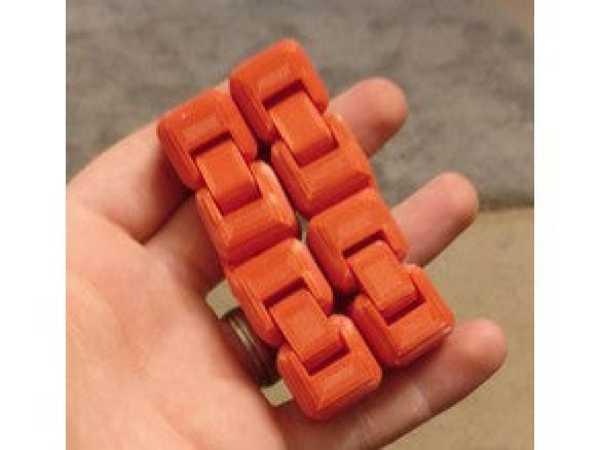 Fidget Cube Sonsuzluk Küpü Dekoratif Aksesuar Süs Eşyası