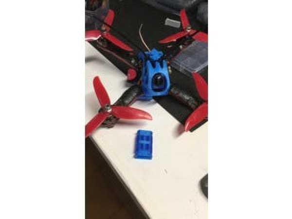 Koruyucu / Koruyucu ESC drone yarışı  Organik Plastikten
