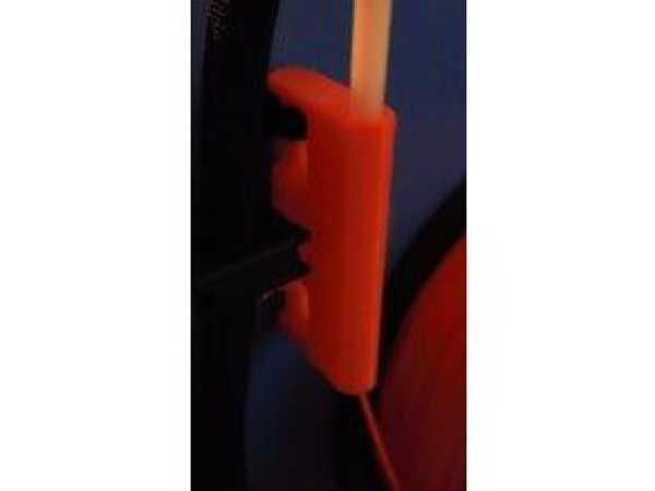 Q iDitech X-one filament GUI tüp ofseti  Organik Plastikten