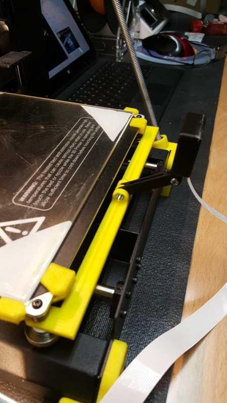 Toptan Monoprice Maker Select / Wanhao I3 Raspberry Pi Kamera Tutucu Plastik Aparat