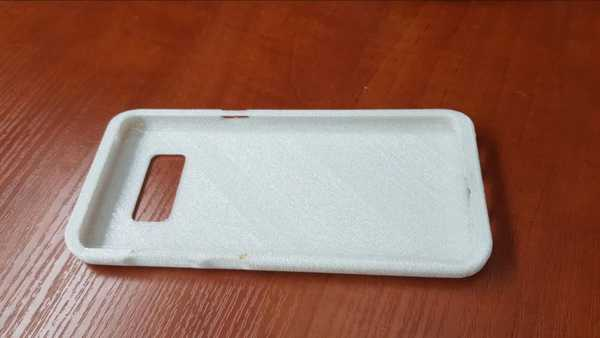 Samsung Galaxy S8 kılıf Esnek V2 Telefon Koruyucu Aksesuar