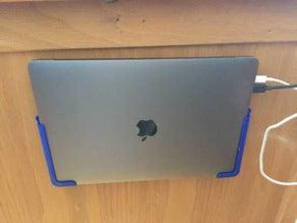 Macbook Pro Duvara Montaj Rayı Aparatı Tutucu
