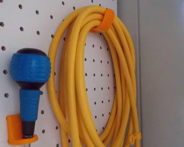 dübel için kablo kancası  Organik Plastikten Askı  Aparatı