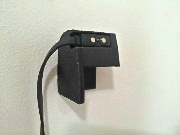 Pebble Time Duvar Şarj Cihazı Tutucu Askısı Stanı Aparatı TelefoN