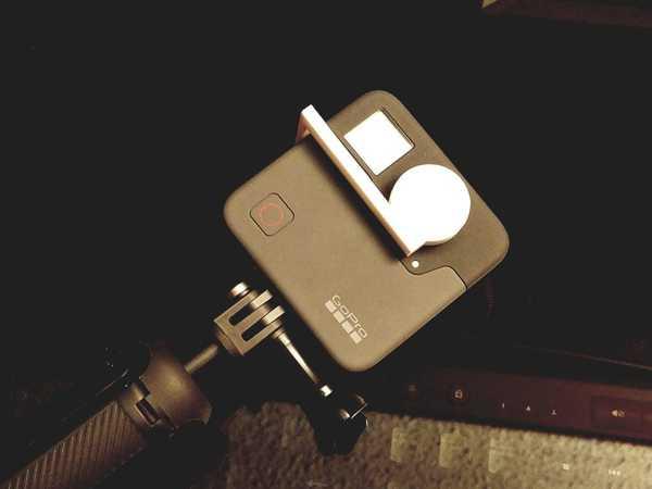Gopro Fusion 360 Lens Kapağı Plastik Aparat