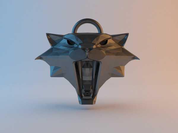 Witcher Madalyon - Kedi Okulu  Anahtarlık Kolyelik Ucu  Hediyelik