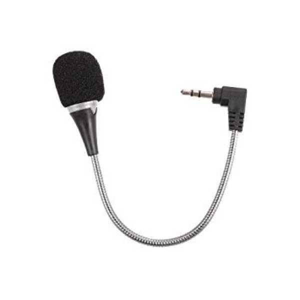 Mini Stüdyo Konuşma Mikrofon  PC Dizüstü için 3.5mm Fiş Mikrofon
