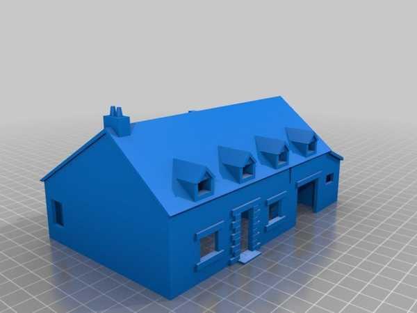 Toptan Petite Maison Basse Plastik Aparat