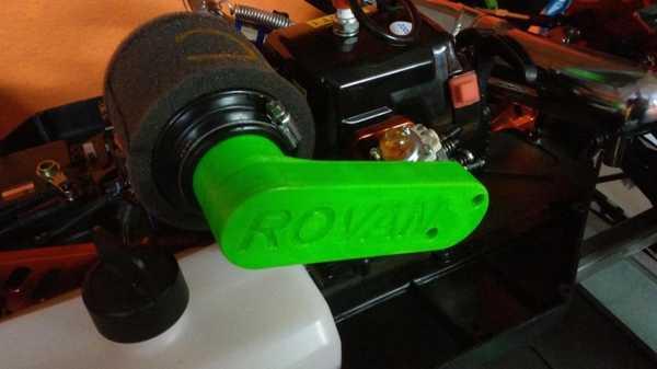 Luftfilterhalter Rovan Lt, Losi-5T, Km X2 Für Uber Rc Filtre Plastik Aparat
