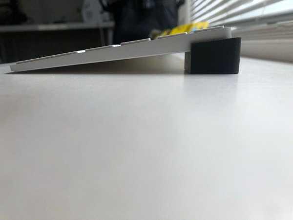 Toptan Mac Klavye Standı Plastik Aparat
