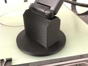 Logitech C270 Web Kamerası Standı Tutucu Dekoratif Aparat