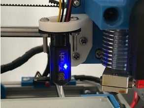 BL / 3D Touch Modifiye Montaj  Organik Plastikten Aparat