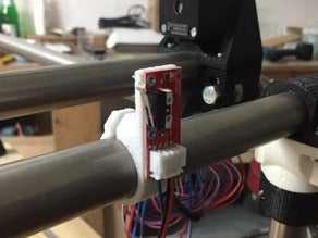 MPCNC uçlu montaj (25 mm)  Organik Plastikten Aparat Aksesuar