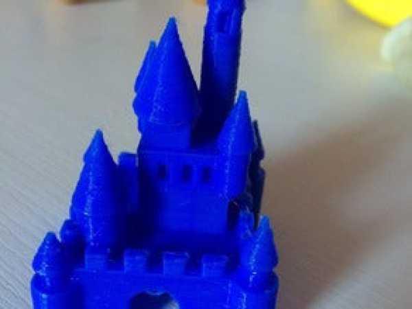 Disney Castle Oyuncak Süs Eşyası  Hediyelik Aksesuar Dekoratif