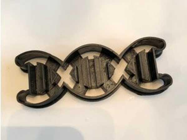 DNA çerez kesici Kurabiye Kek Kalıbı Kalıp Çocuk Öğretici Ders