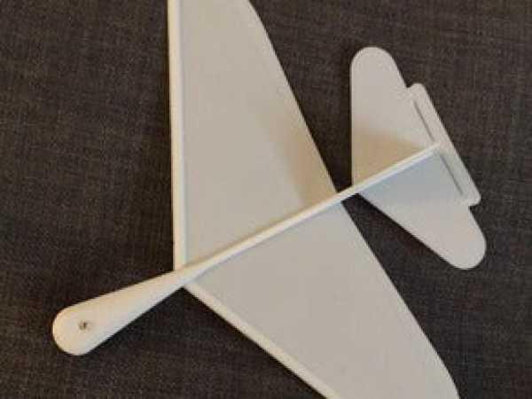Toptan Bukobot Fly Uçan Kanat Planör Oyuncak  Biblo Dekoratif Hediyelik