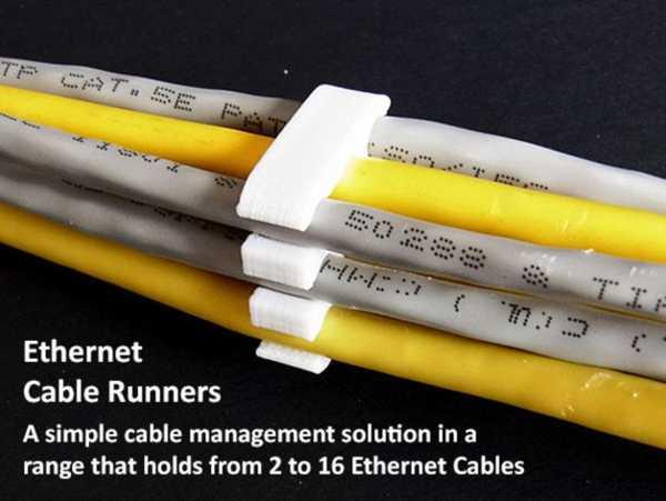 Ağ Kablo Cat5 Cat6 Toplayıcı Organizer Aparat Düzenleyici İnterne