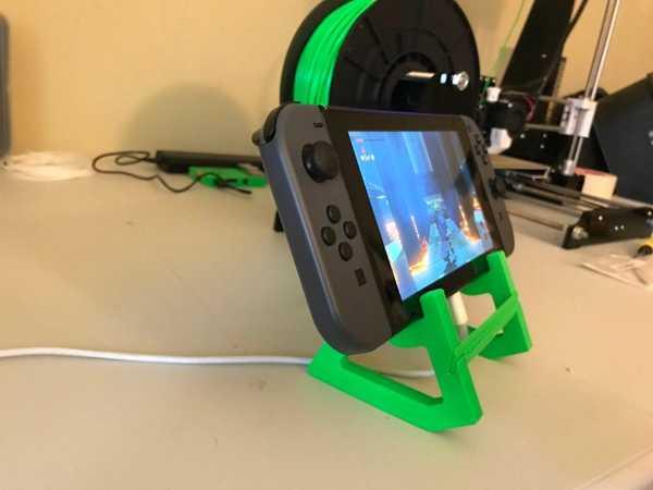 Nintendo Switch Stand Standı Masaüstü Tutucu Organizer Aksesuar