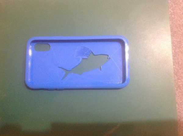 Düğmeli iPhone X Esnek Kılıf Tutucu Dekoratif Aksesuar