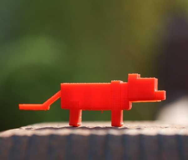 Minecraft Ocelot Biblo Dekoratif Hediyelik Süs Eşyası Maket