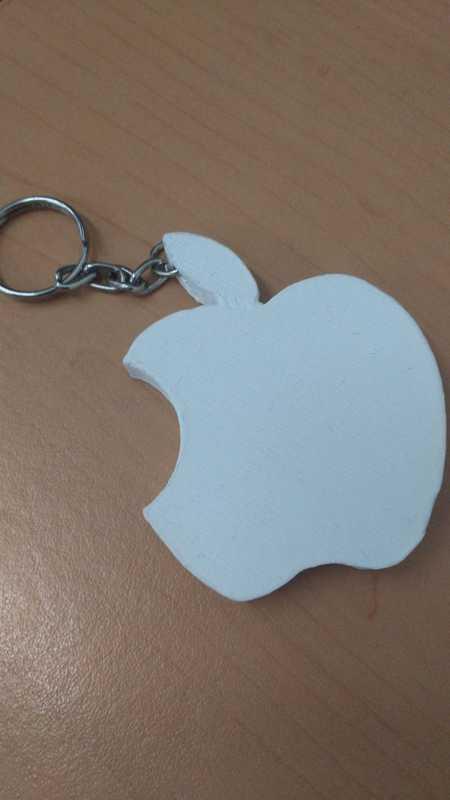 Apple Anahtarlık  Aksesuar Süs Eşyası Aparat Askısı Zincirsiz