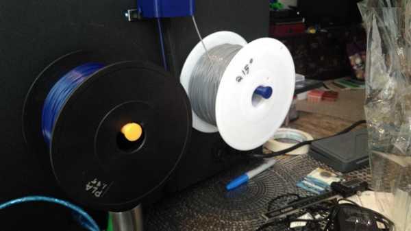 Qidi Tech I İçin Makara Sahası I Plastik Aparat