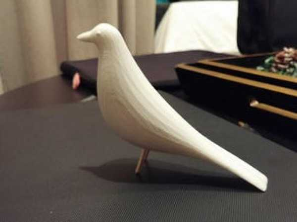 Eames House Bird Biblo Dekoratif Hediyelik Süs Eşyası Maket