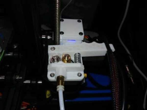 Kılavuz ve filaman algılamalı CR-10 S Bowden Drive   Aparat