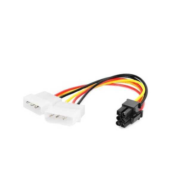 6 Pin PCI VGA Ekran Kartı Power Kablo Bitcoin Gigabyte Mining