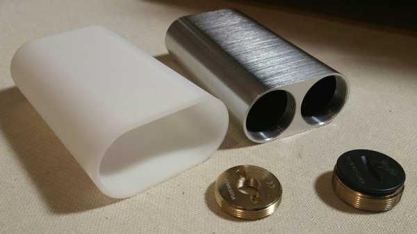 Wismec Jay Bo Noisy Cricket Mod Kapağı  Organik Plastikten