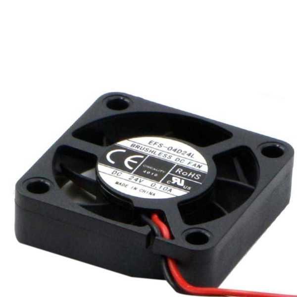 Creality Ender 3 Pro & v2 40x40 Hotend Fan 24 v 0.10 a Cable 10cm