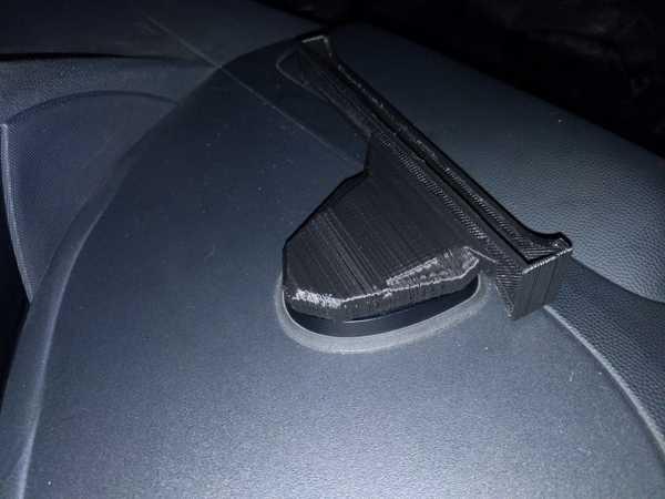Honda Civic (2008) Nexus 6 GPS montajı için telefon desteği