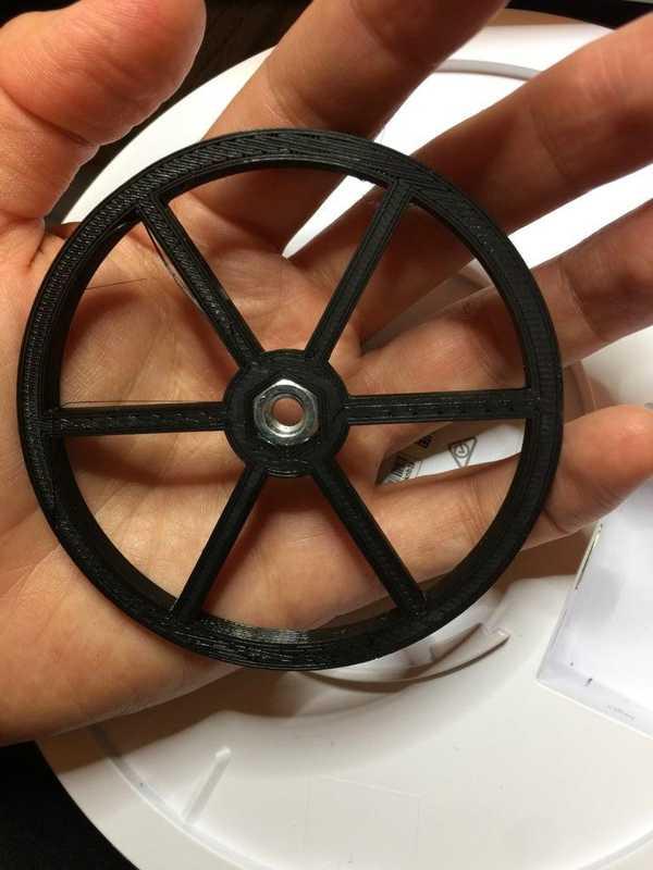 Ubiquiti UniFi Erişim Noktası Tripod Adaptörü  Organik Plastikten
