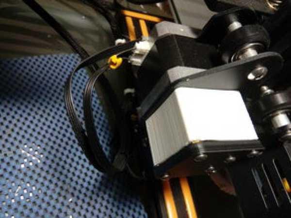 CR-10 X Kasnak Kapağı  Organik Plastikten Aksesuar Aparat