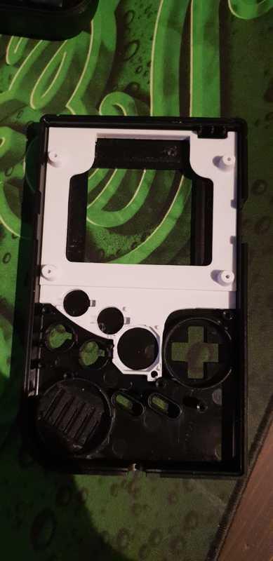 320x240 Ekran için PSP joystickli Kite SAIO braketi Aparatı