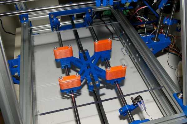 Mendelmax İçin Lm8Uu Y-Carriage Plastik Aparat