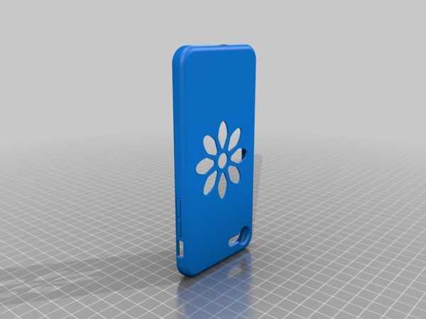 iPhone 7 Kılıfı / Çiçekli Dekoratif Aksesuar Süs Eşyası