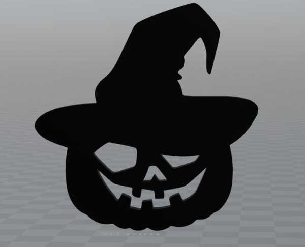 Cadılar Bayramı Balkabağı Biblo Dekoratif Hediyelik Süs Eşyası