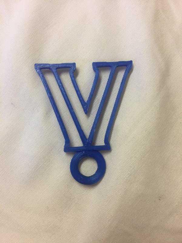 Villanova Anahtarlık Ucu Dekoratif Aksesuar Süs Eşyası
