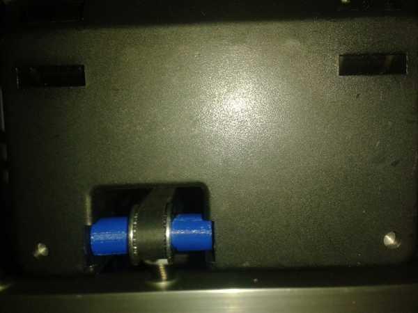 Flyingbear p902 için Kasnak Aralayıcı X Ekseni  Organik Plastik