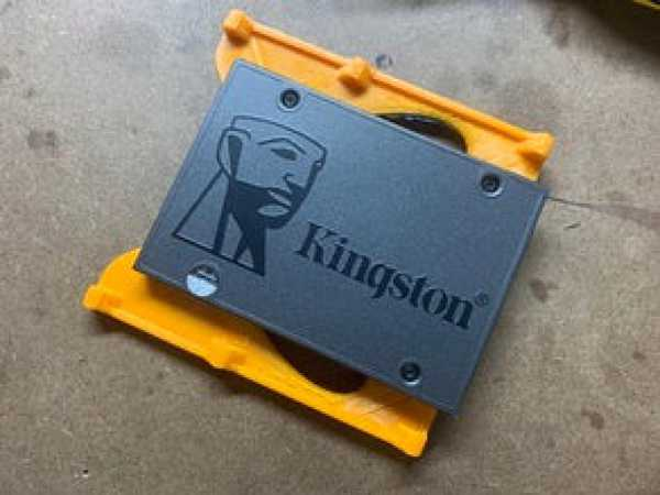 2,5 - 3,5 inç SSD / HDD Adaptörü Çevirici  Aparat Tutucu