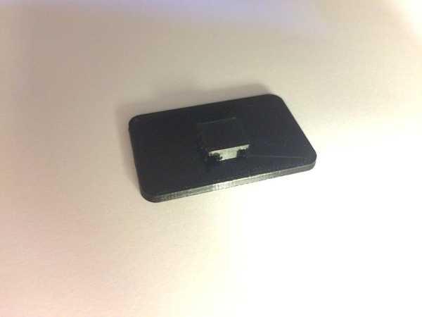 A118 / A118C / B40 / Rexing V1 için ön kamera montajı / tutucu