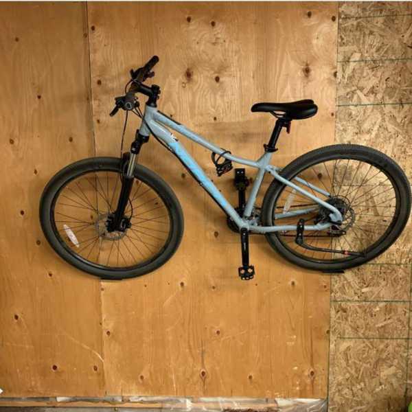 Bisiklet Duvara Asma Aparatı Sabitleme