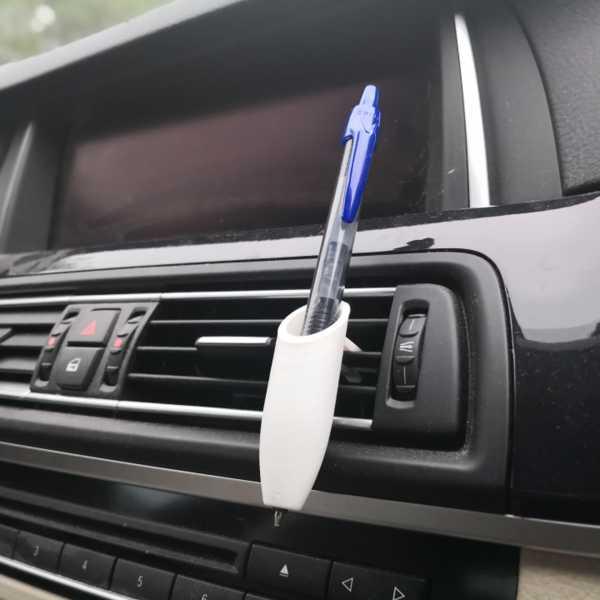 Araç içi Kalem Tutucu Kalemlik Havalandırmaya Takılan Oto